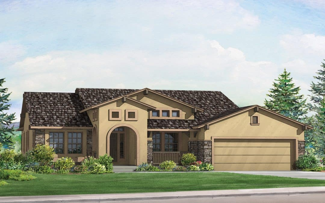 Granby Ii Ranch Style Floorplan Information Classic Homes